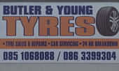 Butler & Young Tyres