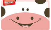 Cow Gift Card
