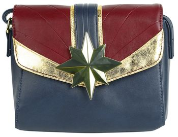 Captain Marvel Handbag
