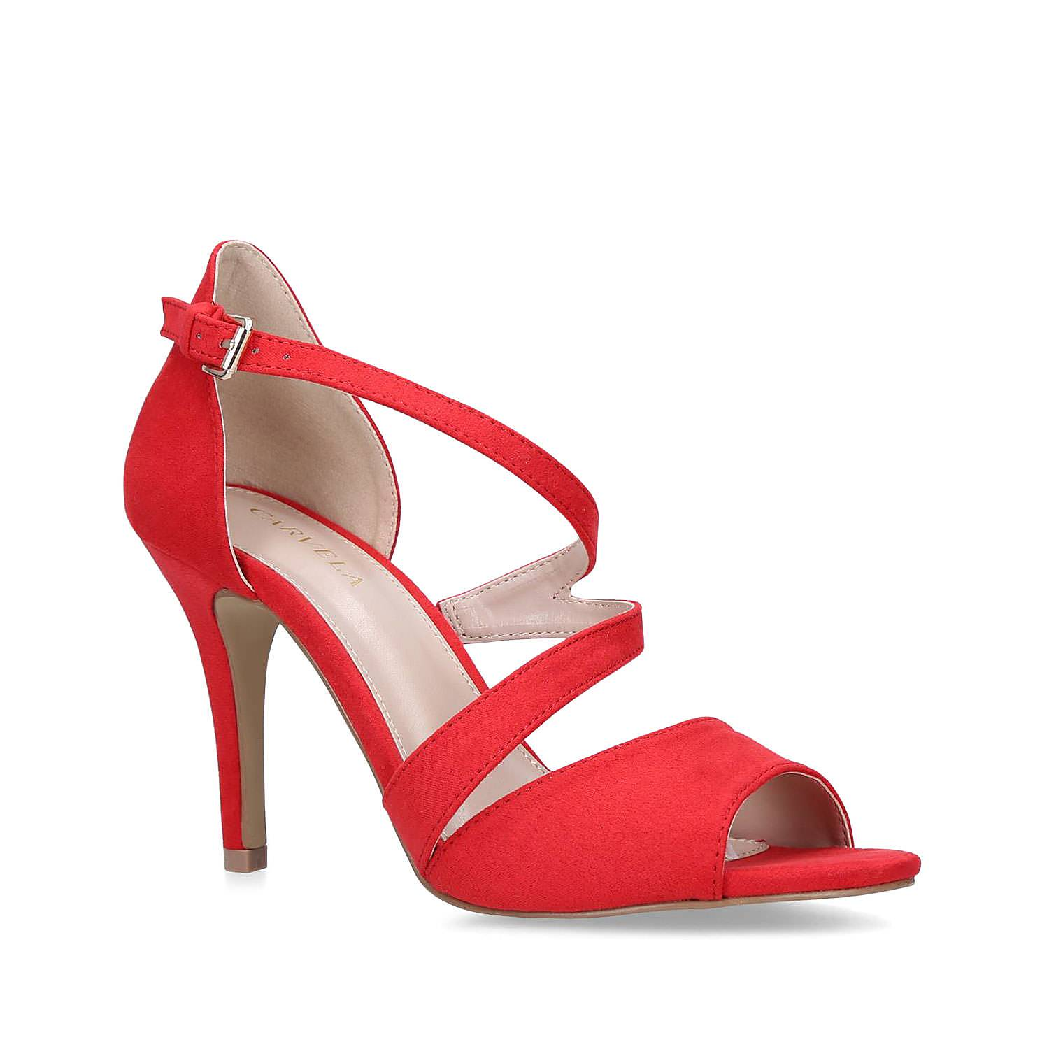 Carvela Lightning Strappy Sandals