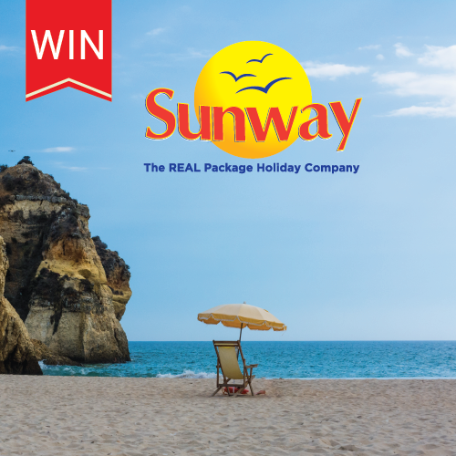 sunway competition