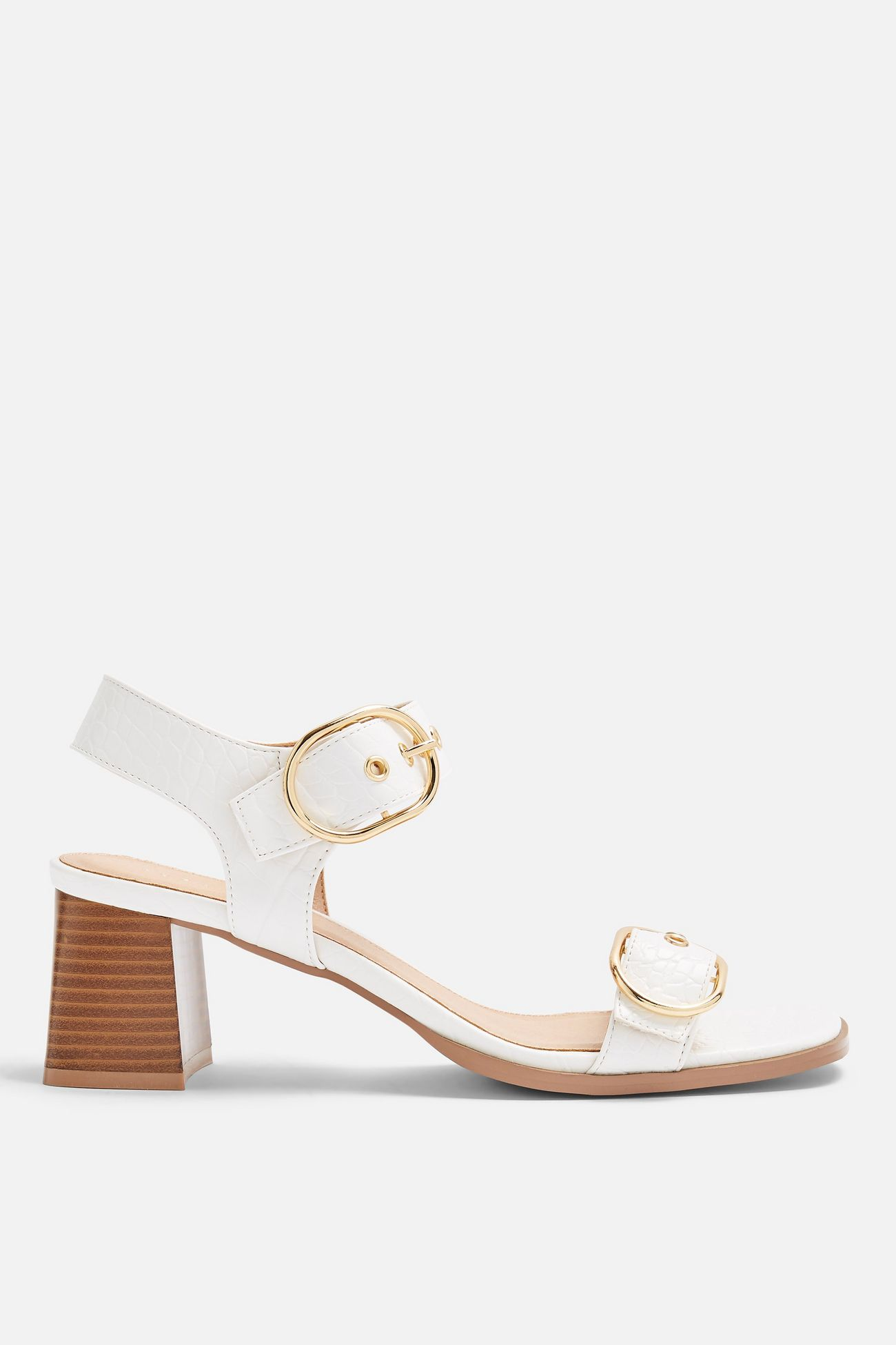 Dolly Buckle Sandals