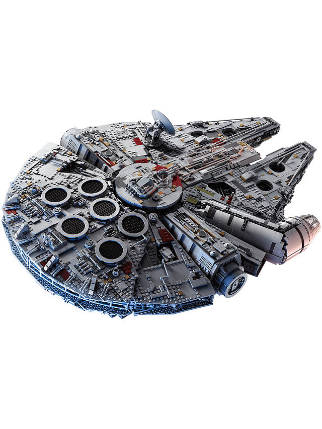 Lego Star Wars Ultimate Millennium Falcon