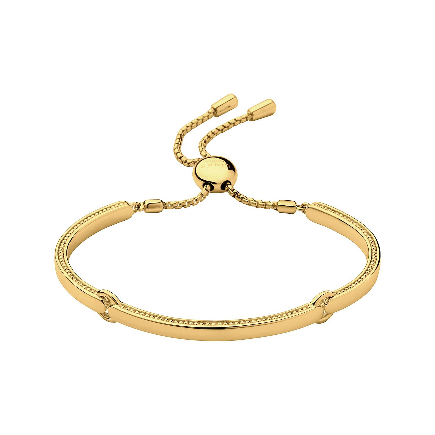 Links Of London Narrative Vermeil Bracelet