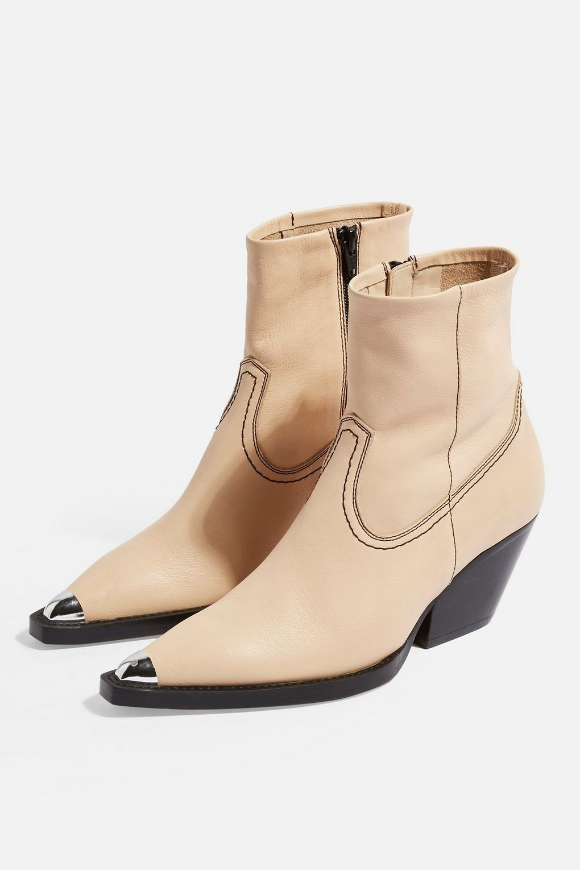 Mario Western Boots