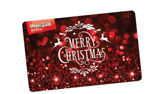 One4all Multi-Store Gift Card