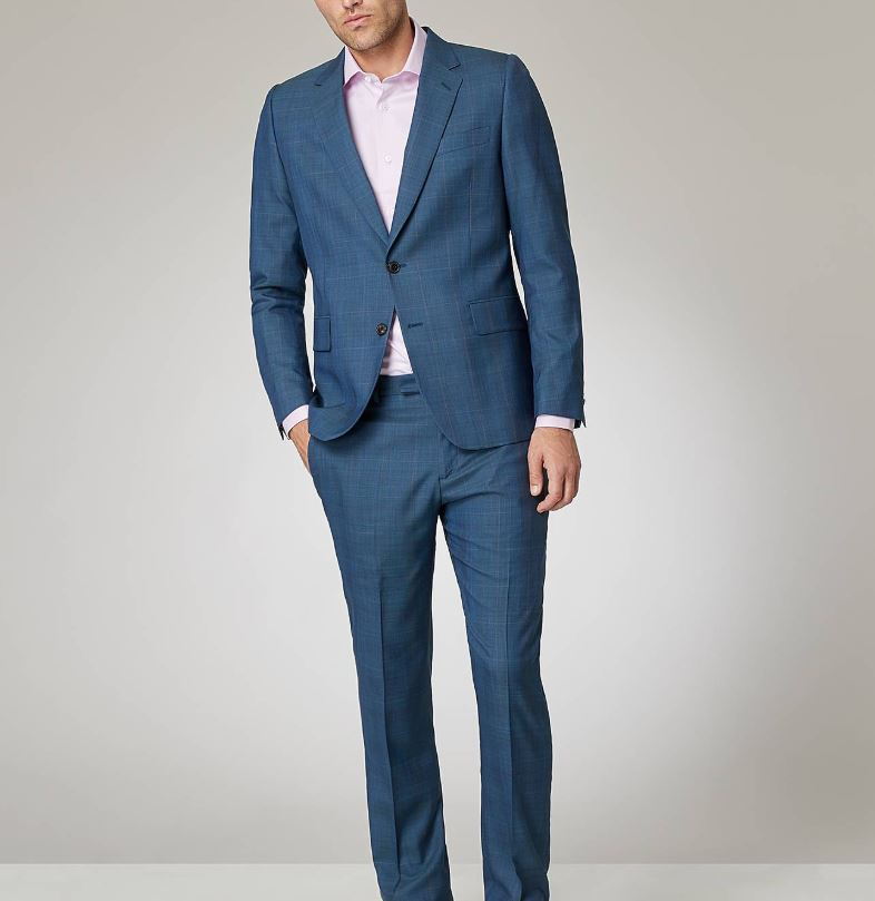 Paul Smith Two-Piece Soho Check Suit