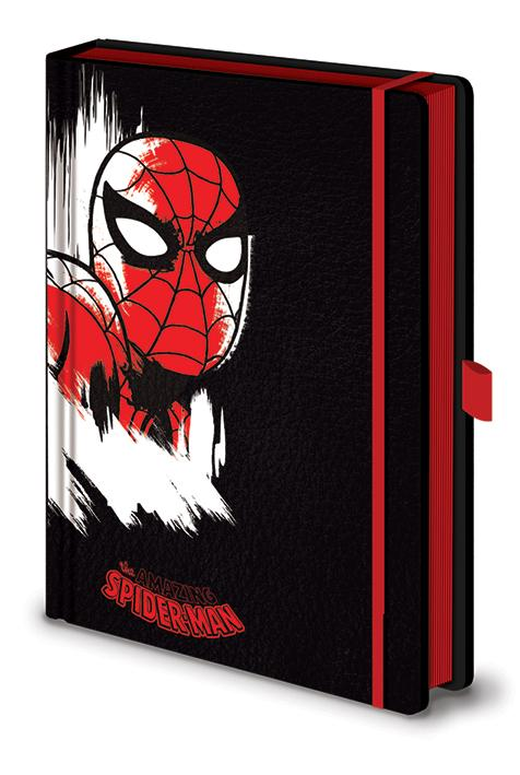 Retro Spider-Man Notebook