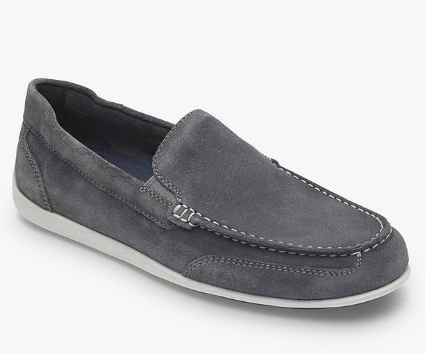 Rockport Venetian Suede Loafers