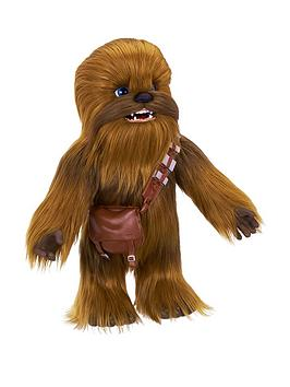 Star Wars Co-Pilot Chewie