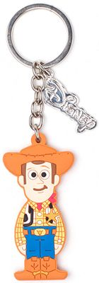 Toy Story Woody Keyring