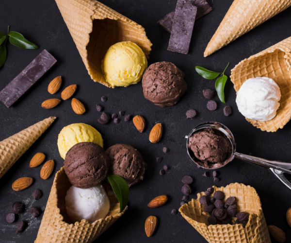 Delicious & Refreshing Vegan Ice Creams To Cool Down On Warm Days