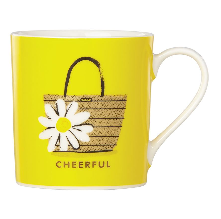 Kate Spade New York 'Things We Love Mug', Cheerful