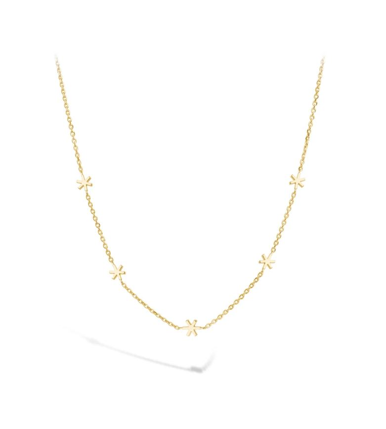 Lilywho x Rosie Mini Star Necklace