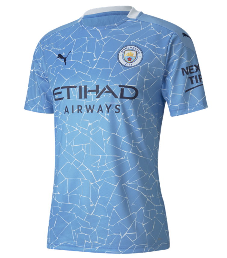 Manchester City FC Home Shirt