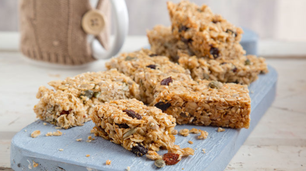 Maple & Seed Flapjacks