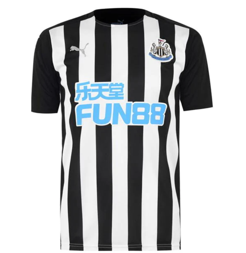 Newcastle United FC Home Shirt