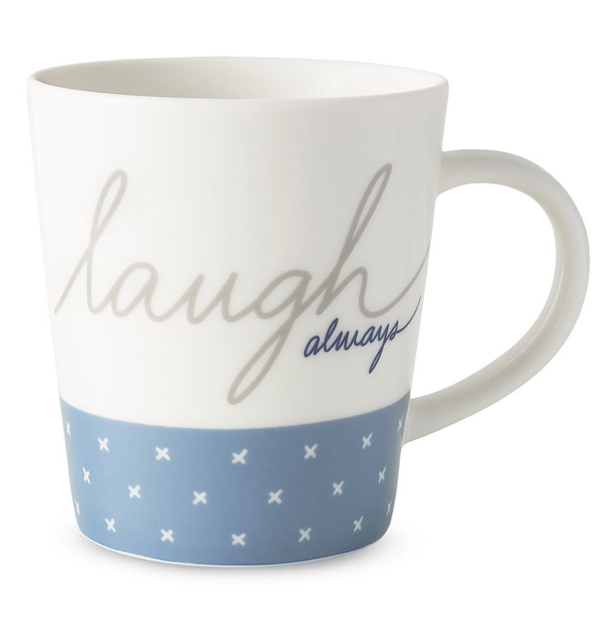 Royal Doulton Ellen DeGeneres 'Laugh Always' Mug