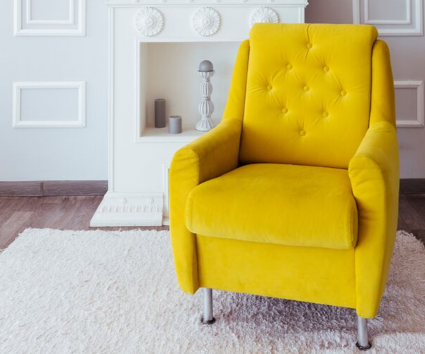 12 Armchairs That Are Perfect For Tiny Spaces