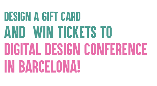 win a trip to a design conference