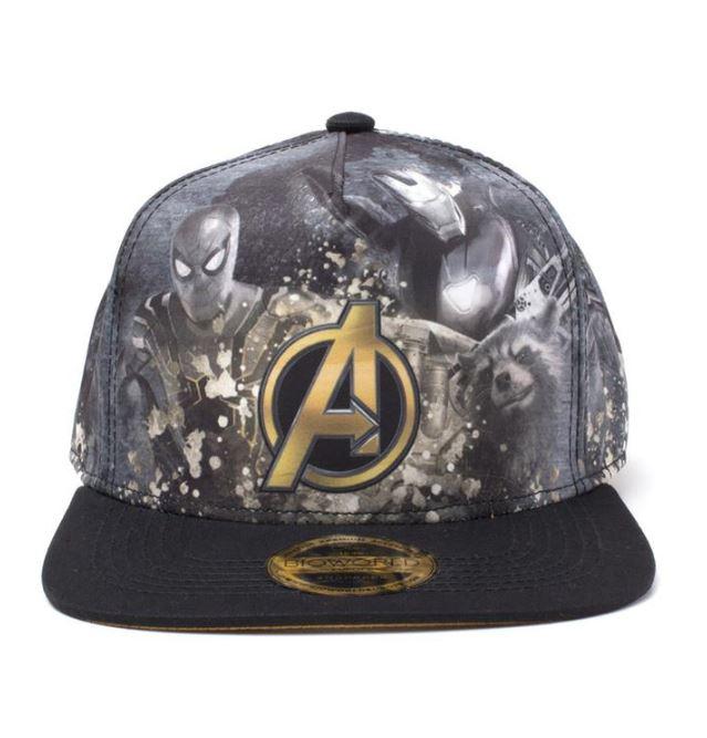 Infinity War Cap