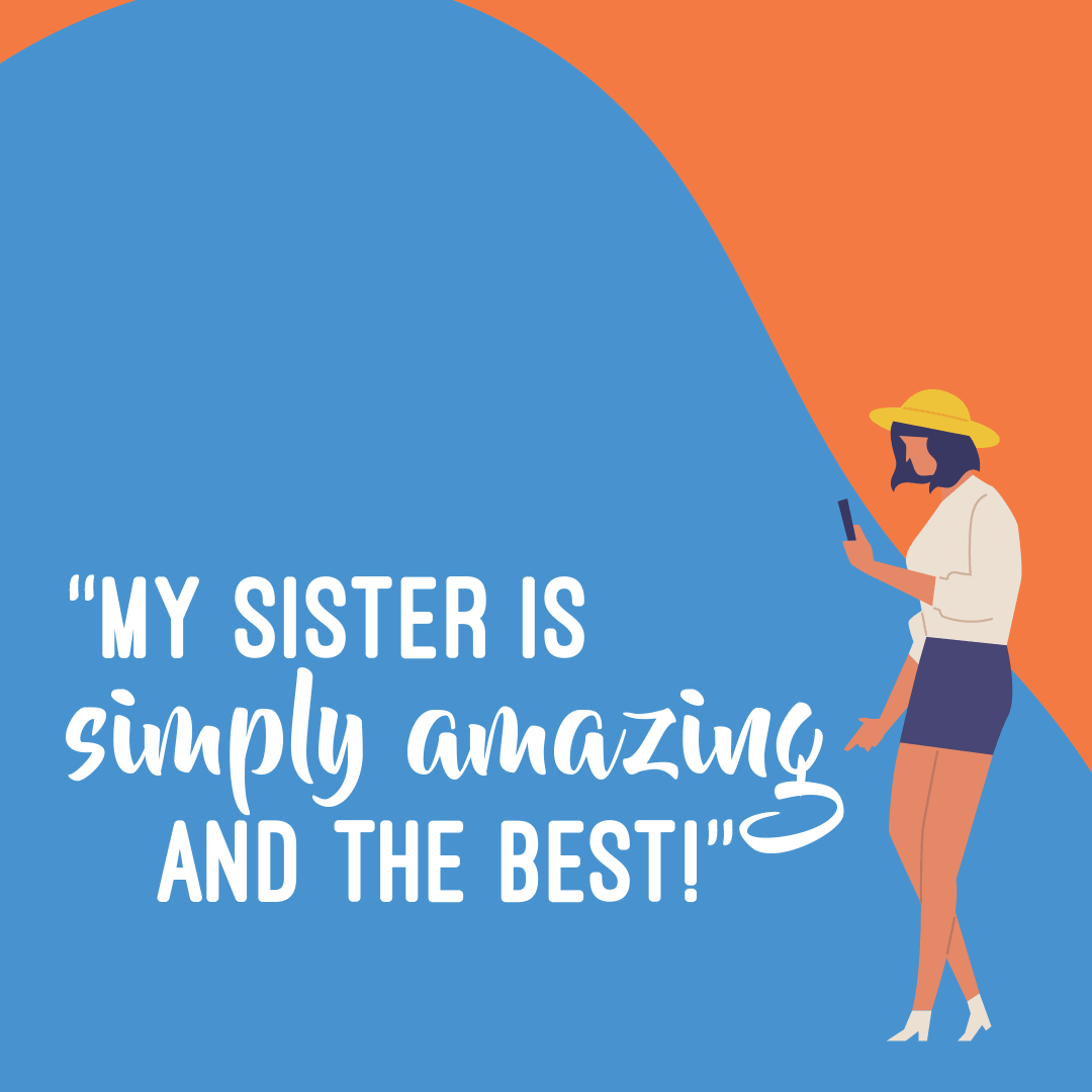 Amazing Sister 1
