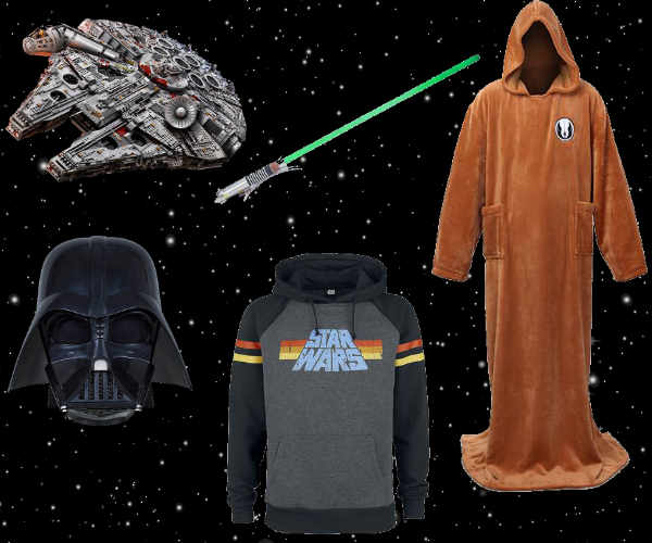 Star Wars Gift Guide Feature